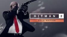 Hitman 2 GOLD EDITION PC Game, STEAM, Region Free, AUS Seller, PC GAME BRAND NEW