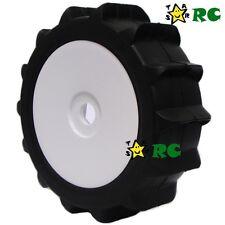 2pcs New 1:8 RC Snow / Sand Baja Buggy Master Paddles Tires Set for HPI