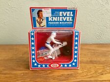 IDEAL TOYS 1976 EVEL KNIEVEL PRECISION MINIATURES  Super Jet Cycle Unpunched