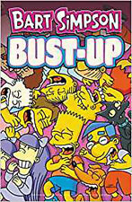 Bart Simpson Bust-Up (Simpsons), Groening, Matt, Excellent Book