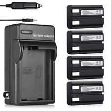 EN-EL1 ENEL1 1200mAh Battery & Charger For NIKON COOLPIX 5400 5700 8700 885 775