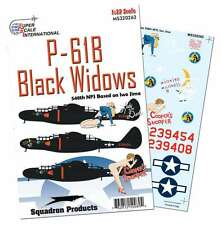 P-61B Black Widows of the 548th NFS (1/32 decals, Superscale 320262)