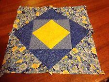 Plastic Templates - Brotherly Love quilt block