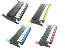 SAMSUNG CLP 315W - 1 x Pack de 4 cartouches remanufacturées Noir, Cyan, Jaune,