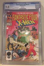 Marvel Comics: Fantastic Four vs. the X-Men #3 CGC 9.8