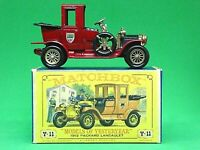 Matchbox Yesteryear Y11-2 1912 Packard Landaulet In 'D3' Box (VERY GOOD BOX)