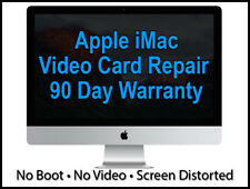 APPLE IMAC A1312 2009 RADEON HD 4850 512MB VIDEO CARD REPAIR 661-5315 *NEW GPU*