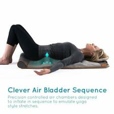 HoMedics STRETCH Yoga Mat – 4 Programs with Customisable Air Bladder Sequence