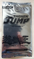 YuGiOh sealed Shonen JUMP Limited Edition 1 pack (19 Blast Sphere to 22 Cloning)