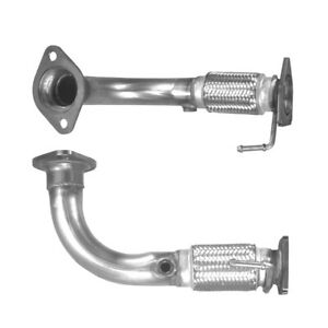 Quality BM CATALYSTS Front Pipe for Honda Accord VTEC K20A/K20Z2 2.0 (4/03-5/08)