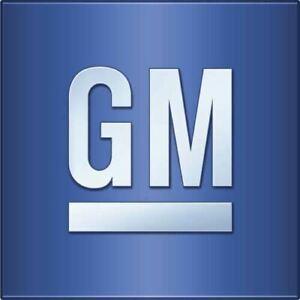 Genuine GM Parking Brake Control 84459688