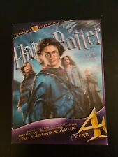 Harry Potter and the Goblet of Fire Dvd 3-Disc Set Ultimate Edition 2010