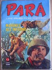 PARA' I più grandi film di guerra n°13 1970 Fotoromanzo Pocket  [G256]