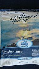 27.9lb. bag BioGuard MINERAL SPRINGS BEGINNINGS Salt Blend