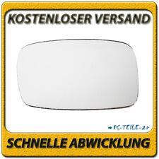 Spiegelglas für TOYOTA STARLET 1996-1999 links Fahrerseite konvex