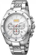 Orologio Uomo Just Cavalli Cronografo JC1G013M0045 Acciaio Silver