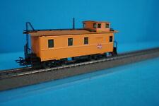 Marklin 45704 US Caboose Orange The Milwaukee Road Tin Plate