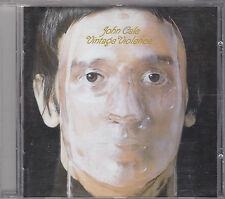 JOHN CALE - vintage violence CD