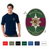 The Worcestershire and Sherwood Foresters Regiment - WFR - T Shirt
