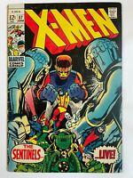 X-Men #57 - Sentinels Neal Adams Marvel Comics