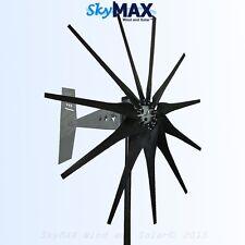 Missouri Raider Freedom 11 blade 48V 1200 watt 1700 max wind turbine generator