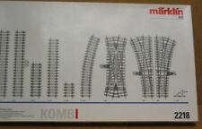 Marklin 2218 HO K-track I Extension Set