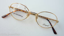 Chagall by Visibilia Bicolor Metallbrille, ovale Designerfassung 48-19 Gr. S
