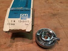73-79 BUICK REGAL CENTURY APOLLO SKYLARK NOS GM INNER RADIO KNOB 1240665