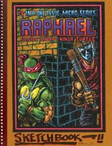 IDW TMNT : THE KEVIN EASTMAN NOTEBOOK SERIES BOOK 2 : REGULAR COVER : BRAND NEW