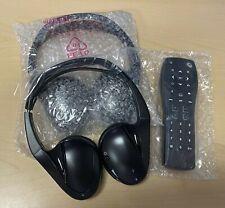 2007 - 2014 Chevy GMC Cadillac Entertainment Headphones Set Remote OEM 20929304
