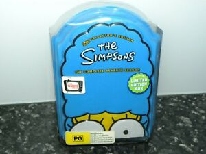 The Simpsons Complete Seventh Season Series Collectors Edition DVD - VGC