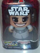 Hasbro Mighty Muggs Star Wars PRINCESS LEIA ORGANA Figure #04 Disney NEW