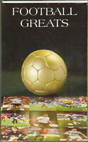 FOOTBALL  - FAX - PAX - SEALED PACK OF 36 BEAUTIFUL FOOTBALLER CARDS  -  1986