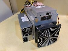 *used* Antminer L3+ Scrypt Miner 504 MH/s Litecoin/Dogecoin With Power Supply
