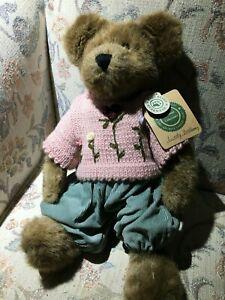 VINTAGE BOYD BEAR LINDY BRADBERRY
