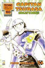 manga STAR COMICS CAPITAN TSUBASA HOLLY E BENJI numero 34