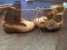 Belleville 790V Desert Waterproof Flight Combat Boot Tan Size 5.5 W Gore-Tex NEW