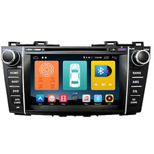 Android 6.0 Car DVD GPS Navigation Wifi Radio Stereo For Mazda 5 Premacy 10-15
