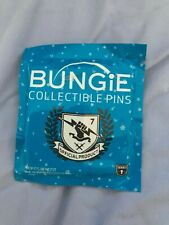 Bungie Foundation Destiny 2 Collectible Heart Pin plus in-Game Emblem