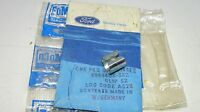 CORTINA ESCORT CAPRI RS GT GENUINE FORD NOS ACCELERATOR CABLE BALL JOINT CLIP