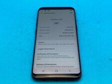 Samsung Galaxy S8 - 64GB - Factory Unlocked (SM-G950U)