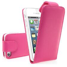 iPhone 4 4S Case Tasche Schale Etui Cover Handy Schutz Hülle in pink