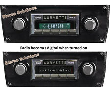 1977-82 Chevy Corvette NEW USA-630 II* 300 watt AM FM Stereo Radio iPod USB Aux