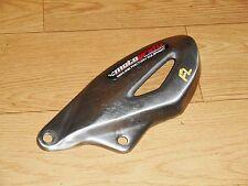 Triumph Street Triple 675R 675-R OEM Avant Gauche Protège-Cheville Boot plaque 2009-2012