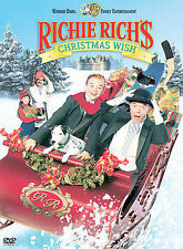 Richie Rich Christmas Wish DVD NEW sealed
