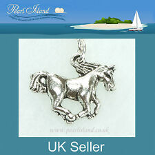 Clip on Charms - Horse Charm for Necklaces & Bracelets