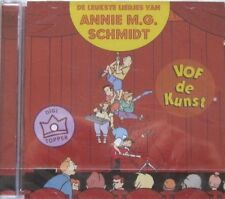 VOF DE KUNST - DE LEUKSTE LIEDJES VAN ANNIE M.G.SCHMIDT - CD