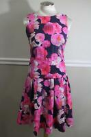 NWT Cynthia Rowley Womne's Pink Floral 2 PC Skirt Outfit Size S/M (SU200