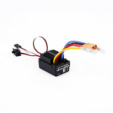Waterproof Quicrun WP 1040 60A Brushed ESC Speed Controller BEC for RC 1/10 Car