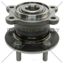 Axle Bearing and Hub Assembly-Premium Hubs Rear Centric 401.61005